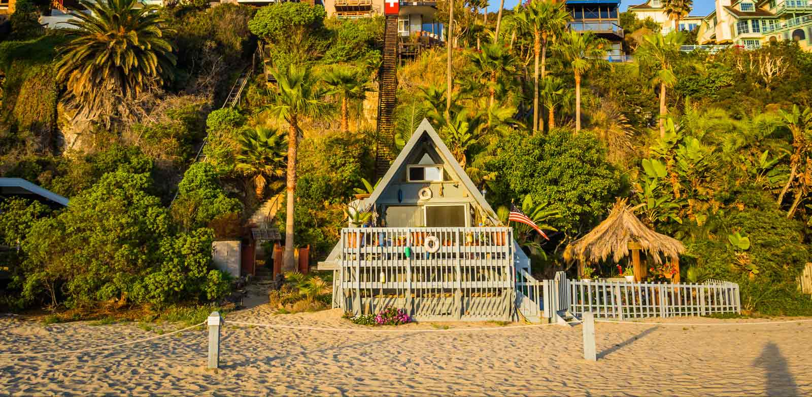 1000 Steps Beach in Laguna Beach CA